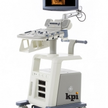 (English) GE Logiq P5 Ultrasound