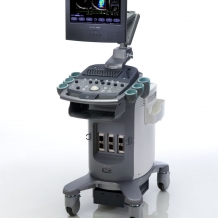 (English) Siemens Acuson X300 Ultrasound